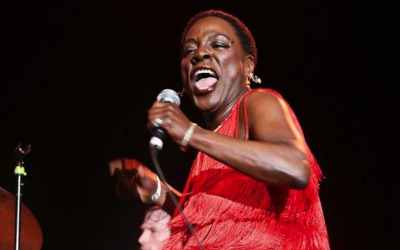 Miss Sharon Jones, Middlebury New Filmmaker Festival 2016