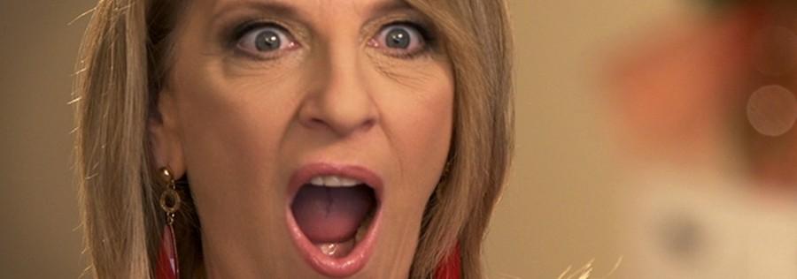 Comedian Lisa Lampanelli, take my nose pls