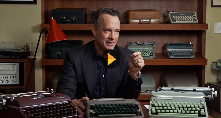 California Typewriter-Trailer